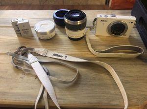 Nikon 1 J4 for Sale in Sacramento, CA