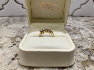 Diamond Ring 7 stones .50 carat total weight for Sale in Bridgeport, WV