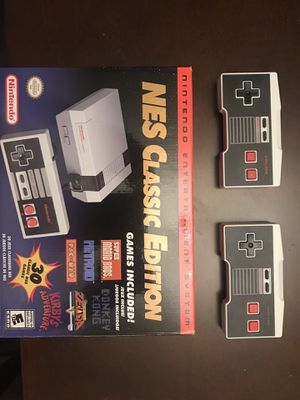 Nintendo - NES Classic Edition for Sale in Los Angeles, CA