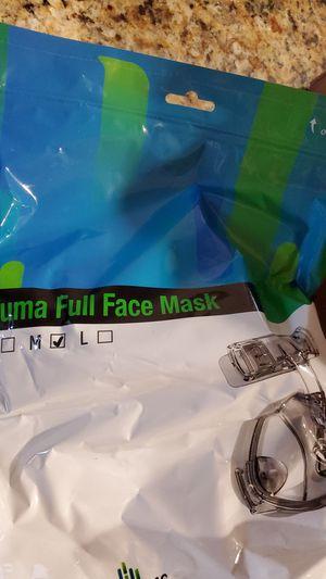 Numa Full Face Mask size M for Sale in Fresno, CA