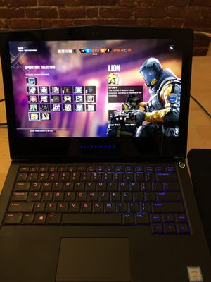 Alienware 13 Inch Gaming Laptop Top 2017 Configuration for Sale in Boston, MA