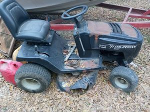 Murray select riding lawn mower 12 and a half horse for Sale in Mansfield, TX