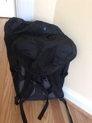 REI Waterproof Black Backpack, Flash 22, Hiking & Camping for Sale in Vienna, VA