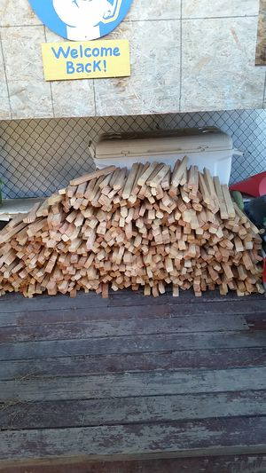 clean firewood for sale for Sale in El Monte, CA