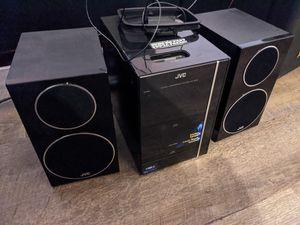 JVC Stereo Boom box Speaker System for Sale in Mechanicsburg, PA