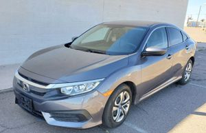 2018 Hoda Civic LX for Sale in Peoria, AZ