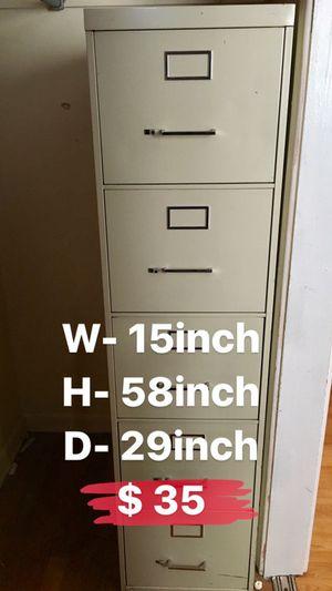 Office file Cabinet for Sale in South Salt Lake, UT