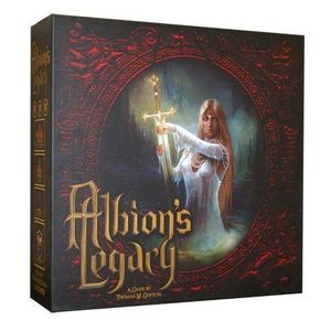 Albion's Legacy - The Board Game for Sale in Las Vegas, NV