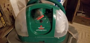 Bissell green machine for Sale in Bellefontaine, OH