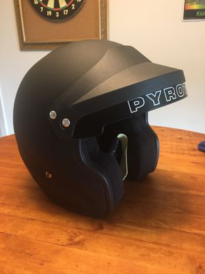 Pyrotect Race Helmet Open Faced small for Sale in North Hollywood, CA