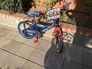 Avengers kids bike for Sale in San Jose, CA