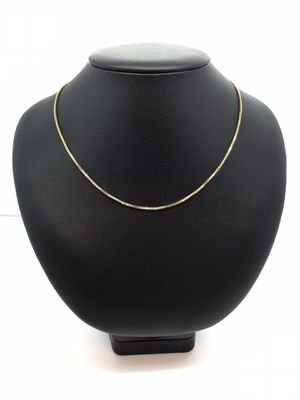 14k Gold Box Chain New for Sale in Renton, WA