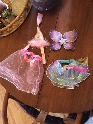 Pet costumes fairy & princess w/ tutus for Sale in Fairfax, VA