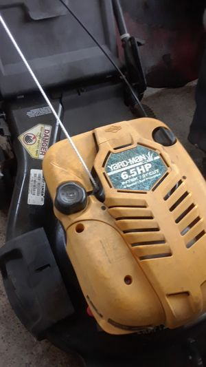 Lawn mower for Sale in Riverbank, CA