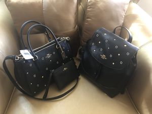 New authentic Coach for Sale in Huntington Park, CA