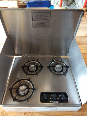 Pop Up Camper Stove. for Sale in Longmont, CO