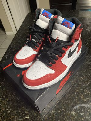 """Jordan 1 """"origin story"""" for Sale in Lodi, CA"""