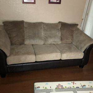Two sofas $100 each for Sale in Orem, UT