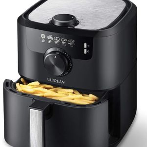 Electric Air Fryer Oven Cooker with Non-Stick Basket, Compact Size, 1500w for kitchen cooking for Sale in Dallas, TX