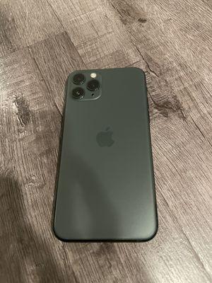iPhone 11 Pro | Green | 256GB for Sale in Montebello, CA