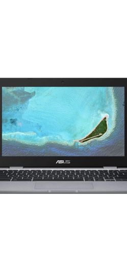"""Brand New And Sealed - ASUS 11.6"""" Chromebook 4GB RAM 16GB eMMC Flash Memory Gray for Sale in Cerritos,  CA"""