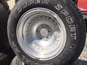 S10 5 lugs wheels for Sale in Oneonta, AL