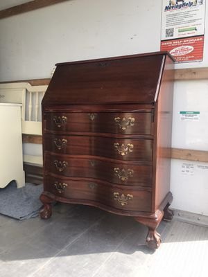 Antiques Writing Desk for Sale in Raleigh, NC