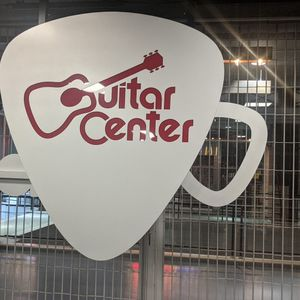 Guitar Center Signage for Sale in Silver Spring, MD