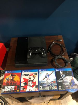 PS4 bundle for Sale in Los Angeles, CA