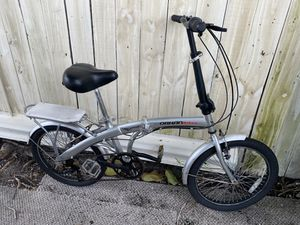 "folding bike 20"". new tires. ride great for Sale in Miami, FL"