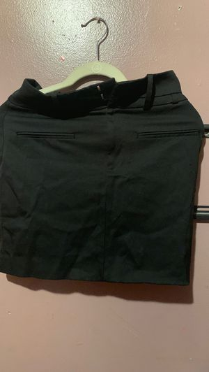 Black Office Skirt for Sale in Brooklyn, NY