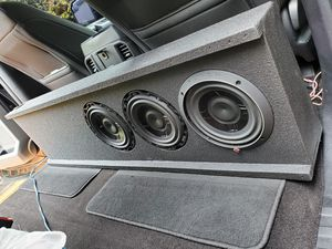 F150 speaker sub box for Sale in Miami, FL