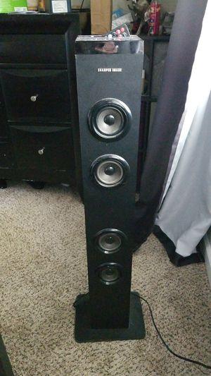 Sharper Image Tower Speaker for Sale in Palm Harbor, FL