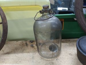Antique whiskey bottle for Sale in Christiana, TN