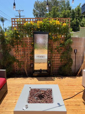 Mirror water fountain for Sale in Downey, CA