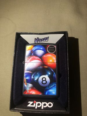Brand new mazzi 8ball zippo lighter for Sale in Peoria, AZ