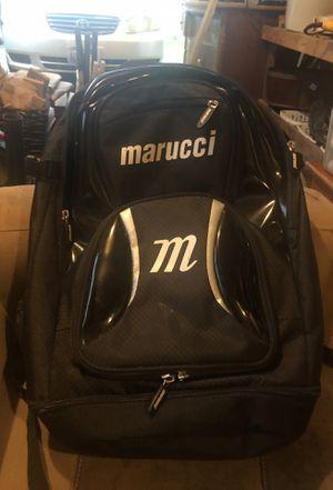 Marucci Baseball Backpack for Sale in Kirkland, WA