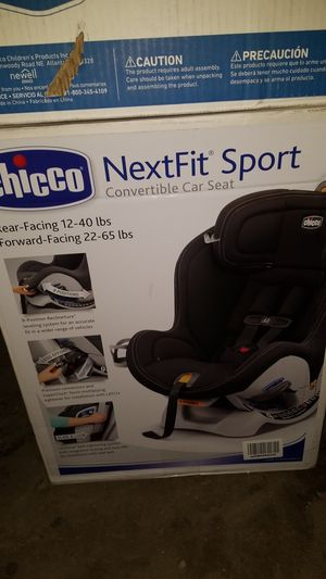 Chicco NextFit Sport for Sale in Los Angeles, CA