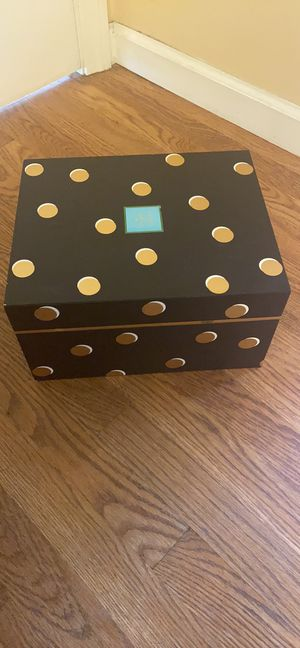 Kate Spade Storage Box for Sale in Plymouth, CT
