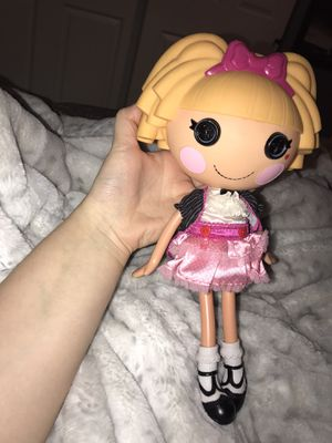 Lalaloopsy Magician doll for Sale in St. Louis, MO