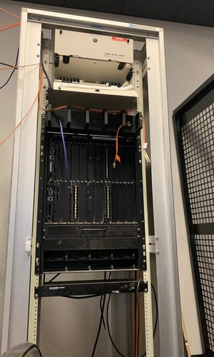 Core routers , foundry networks, server racks for Sale in Odessa, FL
