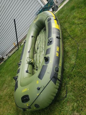Inflatable boat for Sale in Bartlett, IL