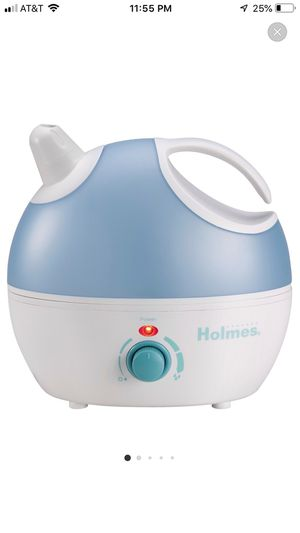 Holmes Ultrasonic Humidifier- 18 Hour Run Time for Sale in Skokie, IL