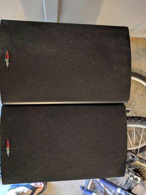 Polk audio monitor 30 bookshelf speakers for Sale in Lynnwood, WA