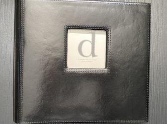 Genuine Bonded Leather Photo Album for Sale in El Cerrito,  CA