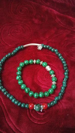 Necklace and bracelet for Sale in Salt Lake City, UT