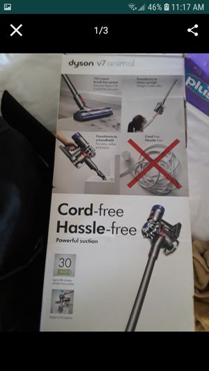 Dyson Animal V7 Vacuum for Sale in Federal Way, WA