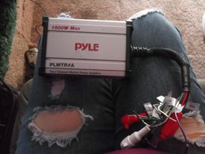 15000w pyle amp for Sale in Stockton, CA