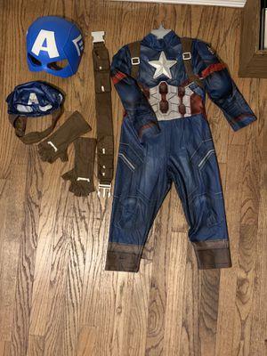 Captain America costume for Sale in Lacey, WA
