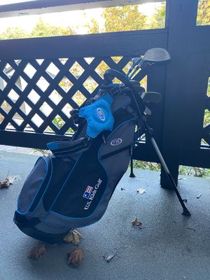 Golf Club Set Used for Sale in Bellevue, WA